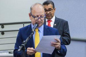 Gilmar da Cruz apoia fundo para combater violência contra as mulheres em Campo Grande