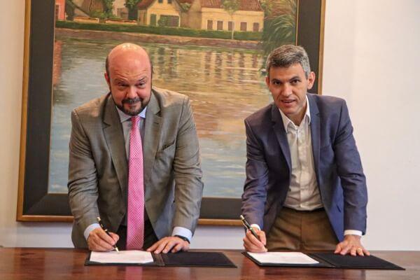 Comec e UFPR assinam acordo para o desenvolvimento sustentável de Curitiba