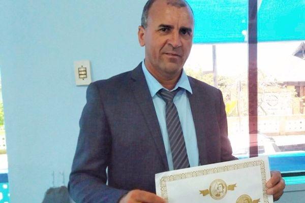 Vereador Givaldo de Itacaré (BA) será homenageado em Minas Gerais