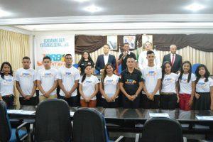 PRB Juventude Pará empossa comissão do partido em Ananindeua (PA)
