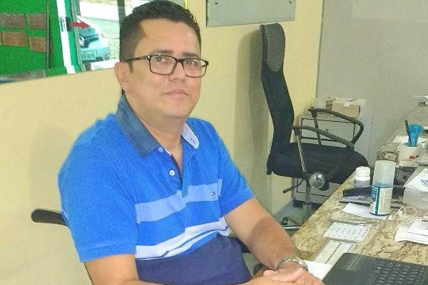 Glécio da Fonseca leva atendimento oftalmológico à população de Jerumenha (PI)