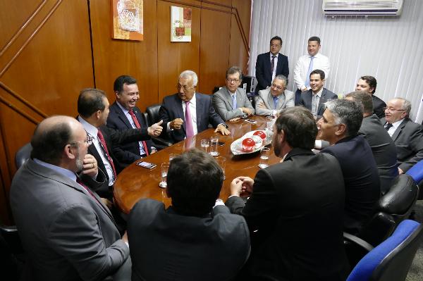 Heleno Silva assume Superintendência do Escritório de Sergipe em Brasília