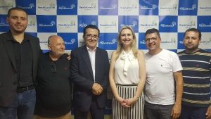 Executiva do Republicanos Santa Catarina visita o município de Itajaí