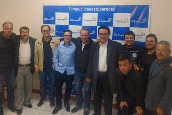 Hélio Costa visita lideranças políticas no sul de SC