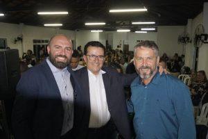 Republicanos SC recebe 200 novos filiados em Biguaçu
