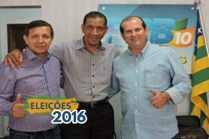 Candidato Hermes defende investimentos em saúde e educação para Bonfinópolis