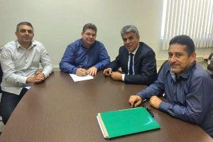 Deputado Hudson Leal destina emenda para a Saúde de Guaçuí (ES)