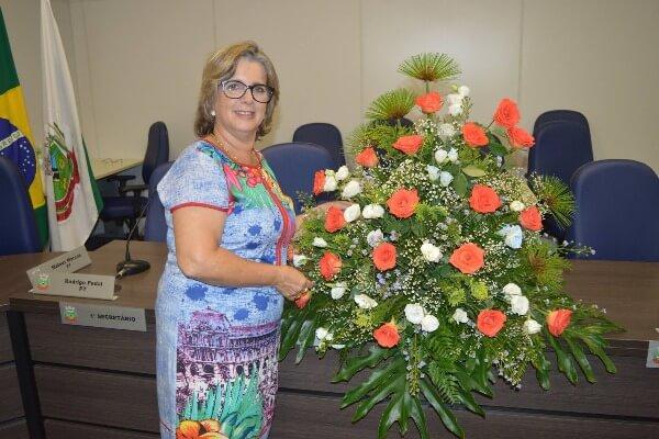 Republicana Ieda Bilhalva é eleita presidente da Câmara de Nova Santa Rita (RS)