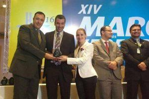 Igor Sardinha ganha prêmio de destaque nacional