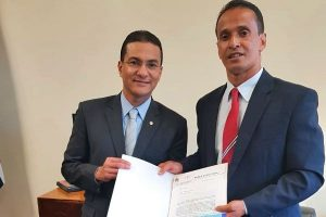 Irander Augusto busca recursos em Brasília para o município de Rio Claro