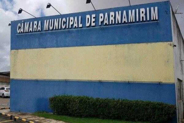 Câmara de Parnamirim economiza mais de R$ 3 mi e devolve R$ 1,6 mi à prefeitura