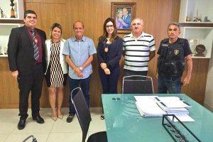 Câmara de Parnamirim (RN) discute ações de cooperação com prefeitura e Polícia Civil