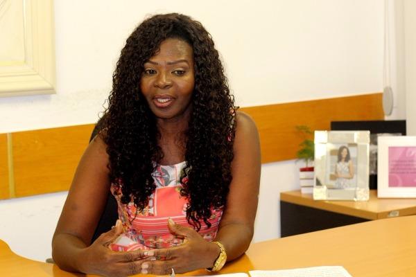 Ireuda Silva repudia declarações racistas de socialite