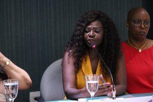 Ireuda Silva repudia racismo na UFRB e pede punição exemplar