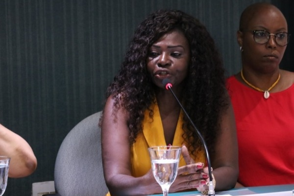 """Ireuda Silva repudia """"racismo decorativo"""" em hotel de Belo Horizonte"""