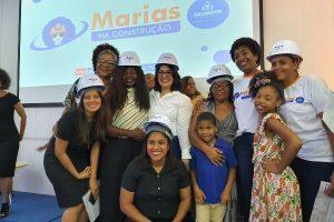 Ireuda Silva elogia projeto 'Marias na Construção' em Salvador