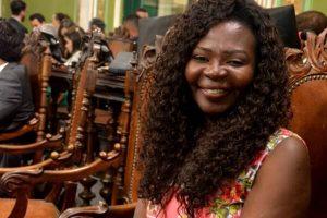 Ireuda Silva toma posse como secretária do Mulheres Republicanas de Salvador