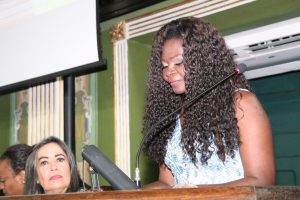 Ireuda Silva defende proposta que torna imprescritível o crime de estupro