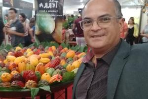 Em Ilhéus, Ivo Evangelista participa da abertura do Festival do Chocolate