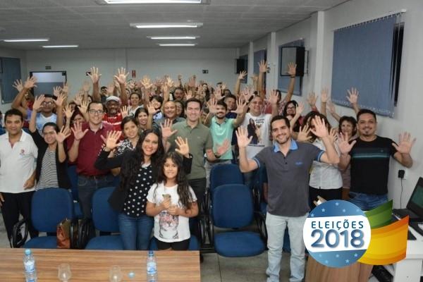 PRB confirma pré-candidatura de Jacqueline Gouveia a deputada estadual no CE
