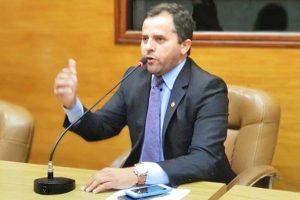 Jairo Santana cobra urgência do estado no combate à criminalidade em Sergipe