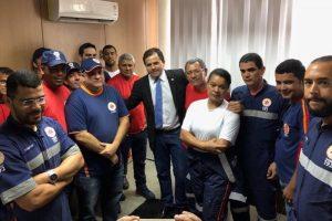 Jairo Santana defende estabilidade dos servidores da Fundação Hospitalar de Sergipe