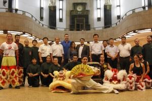 Secretário Jean Madeira recebe visita da delegação de Esportes da China em SP
