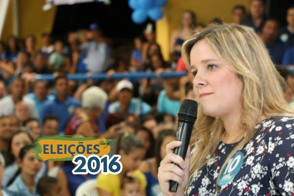 Jeannyne tem experiência em gestão pública e agora quer contribuir com o desenvolvimento de Jequiá da Praia