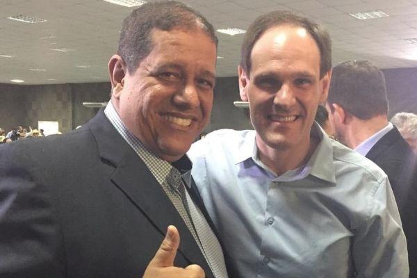 Jeferson Rodrigues participa da transferência do Governo de Goiás para Rio Verde