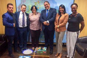 Jeferson Rodrigues lança campanha de prevenção ao suicídio em Goiás