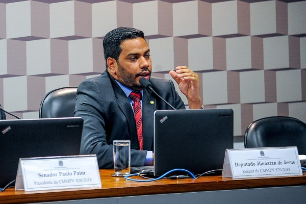 Jhonatan de Jesus garante R$ 14 milhões para revitalização do Parque Anauá em RR