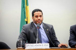 Jhonatan de Jesus garante recurso para reforma de hospital em São João da Baliza