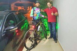 Jhony Paixão faz abaixo-assinado pela implantação de ciclovias no Estado de Rondônia
