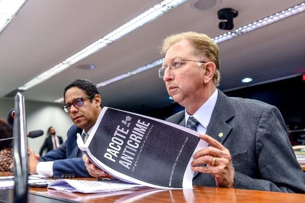 Relator do Novo Código de Processo Penal quer votação no 1º semestre de 2020