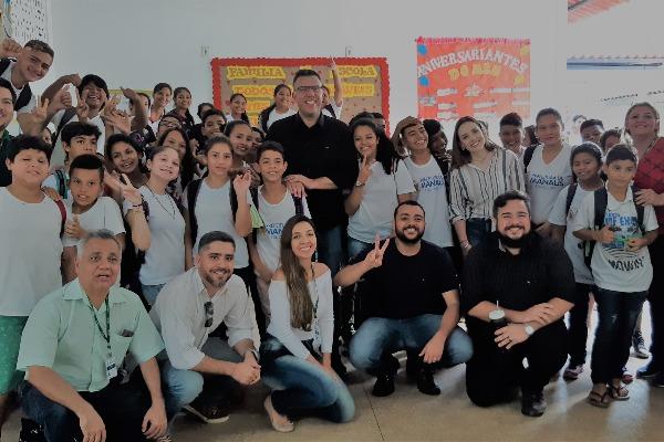 João Carlos debate políticas públicas para a juventude no AM