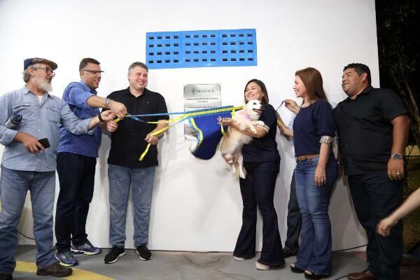 Primeiro ParCão da região Norte é inaugurado em Manaus
