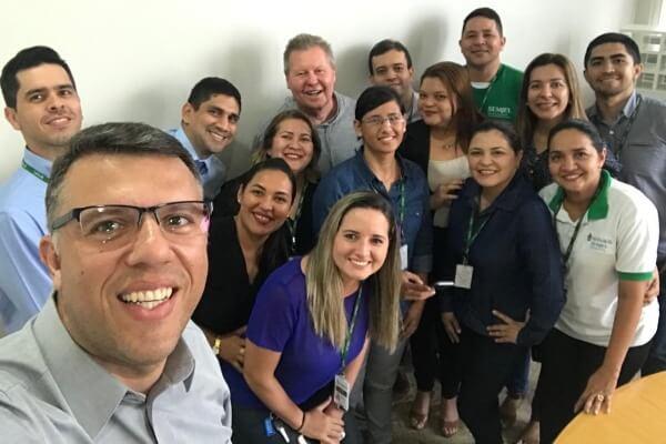 João Carlos anuncia pacote de obras da Secretaria de Esportes em Manaus