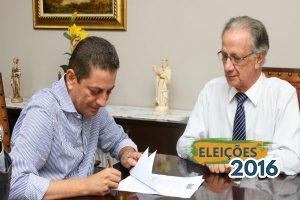 João Farias assina manifesto por eleições limpas em Araraquara