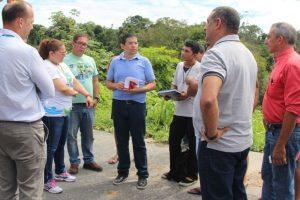 João Luiz busca melhorias para conjunto habitacional em Manaus (AM)