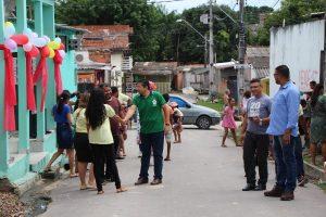 Gabinete do vereador João Luiz realiza ação social em bairro de Manaus