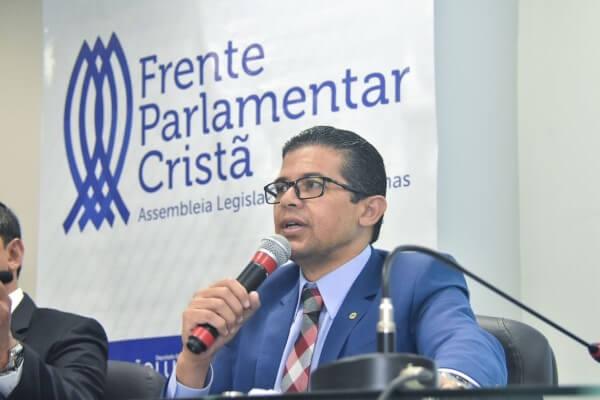 João Luiz presidirá Frente Parlamentar Cristã da Aleam