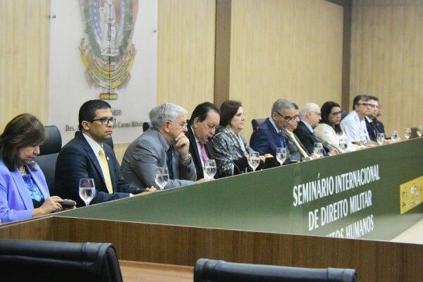 João Luiz representa a Assembleia do Amazonas em seminário internacional