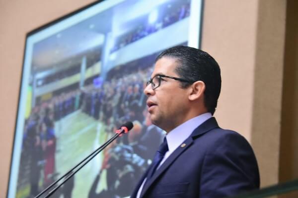 João Luiz obtém aporte de R$ 300 mil para a Rede de Proteção à Mulher no AM