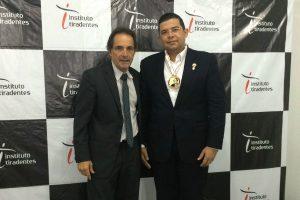 Vereador João Luiz recebe homenagem em Belém do Pará