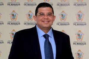 Vereador João Luiz vai trabalhar pela valorização da saúde e esporte em Manaus (AM)