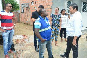 Mesmo em recesso, João Luiz cumpre agenda de serviços à população de Manaus