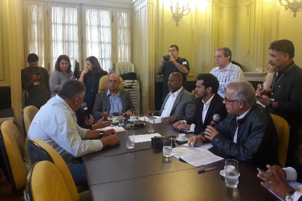 Vereador João Mendes de Jesus participa da abertura dos trabalhos da CPI do Previ-Rio