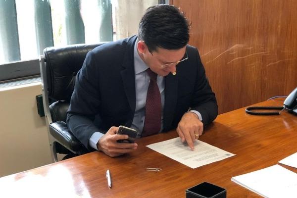 João Roma destinou mais de R$ 2 milhões para a saúde do interior da Bahia