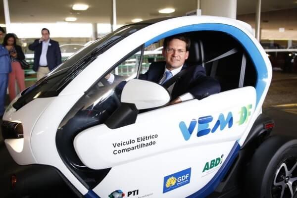 João Roma defender Plano Nacional de Eletromobilidade no Congresso