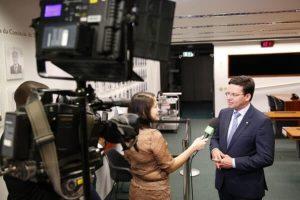 João Roma diz que agressão a jornalistas fere democracia brasileira